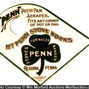 Penn Stoves Pot Scraper