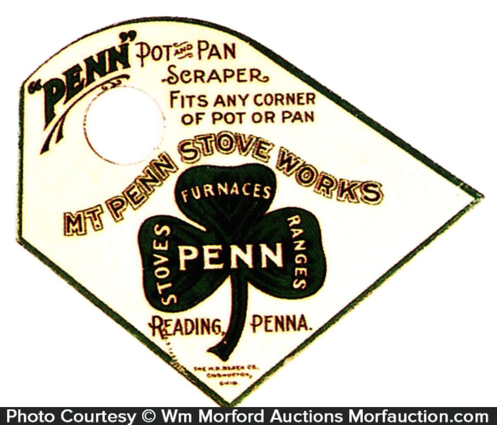 Penn Stoves Pot Scraper