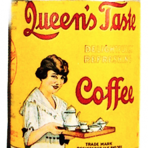 Queen's Taste Coffee Can