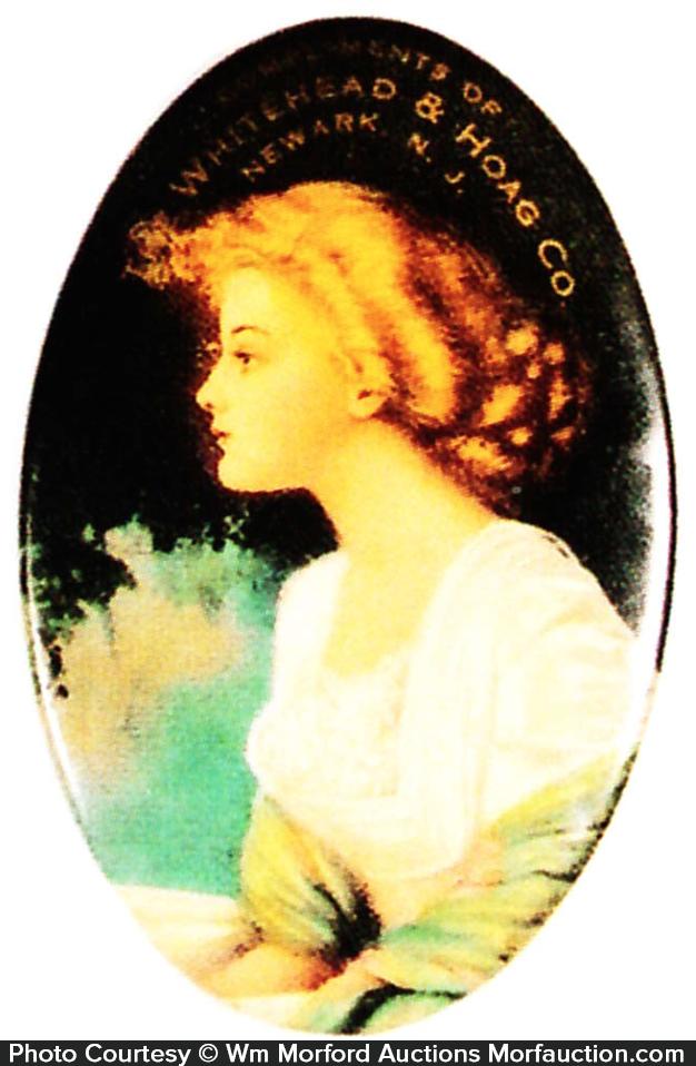 Whitehead & Hoag Pocket Mirror