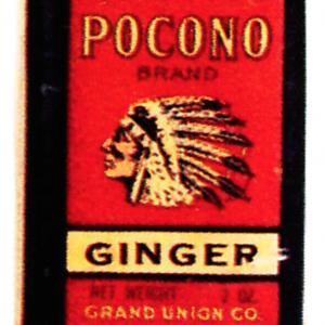 Pocono Spice Tin