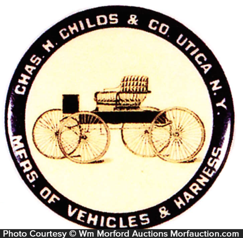 Chas Cholds Buggy Mirror