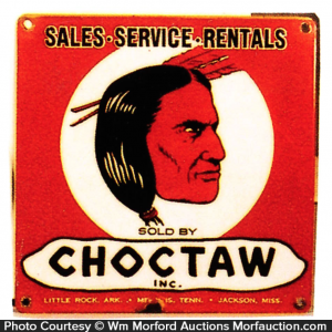 Choctaw Sign