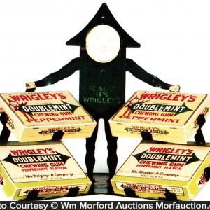 Wrigley Doublemint Gum Display