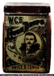 Wce Enck Cough Drops Tin