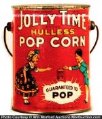 Jolly Time Pop Corn Pail