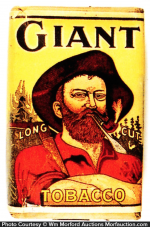 Giant Tobacco Pack