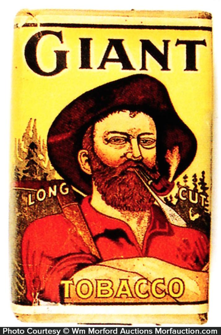 Giant Tobacco Pack