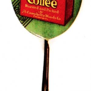 Breakfast Cheer Coffee Bill Hook