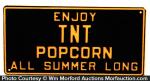 Tnt Popcorn Sign