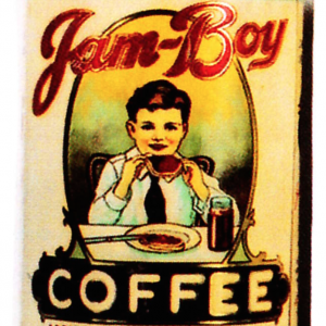 Jam Boy Coffee Tin