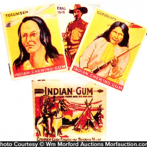 Indian Gum Pack