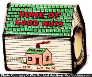 Nut House Lynn Tin