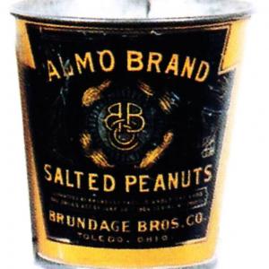 Almo Peanuts Cup