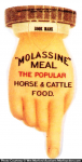 Molassine Meal Bookmark
