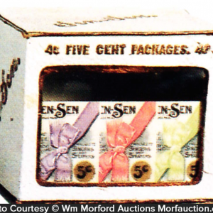 Sen-Sen Gum Box