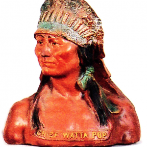 Chief Watta Pops Display