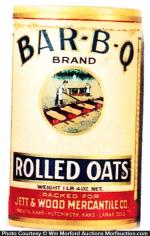 Bar-B-Q Oat Box