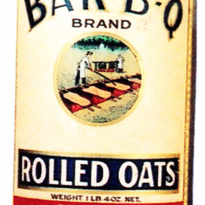 Bar-B-Q Oat Box