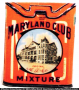 Maryland Club Mixture Tobacco Tin