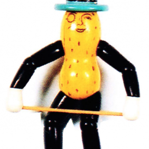 Mr. Peanut Doll