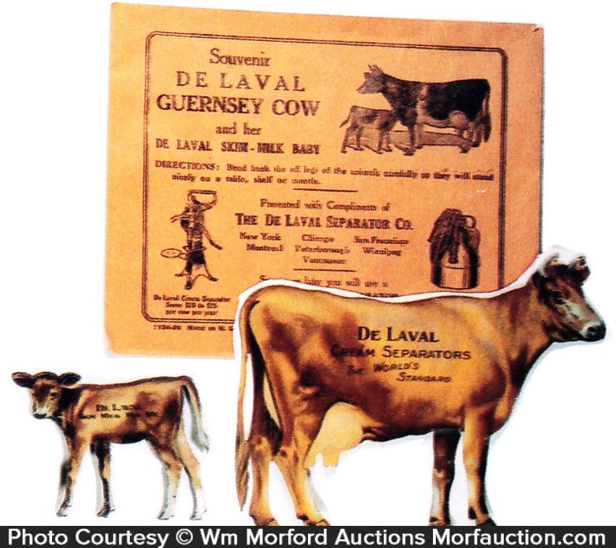 Delaval Cows