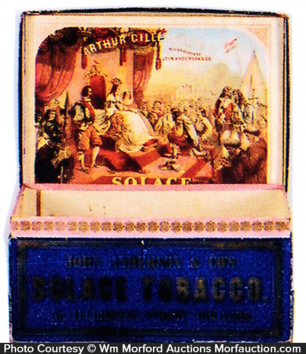 Solace Tobacco Box
