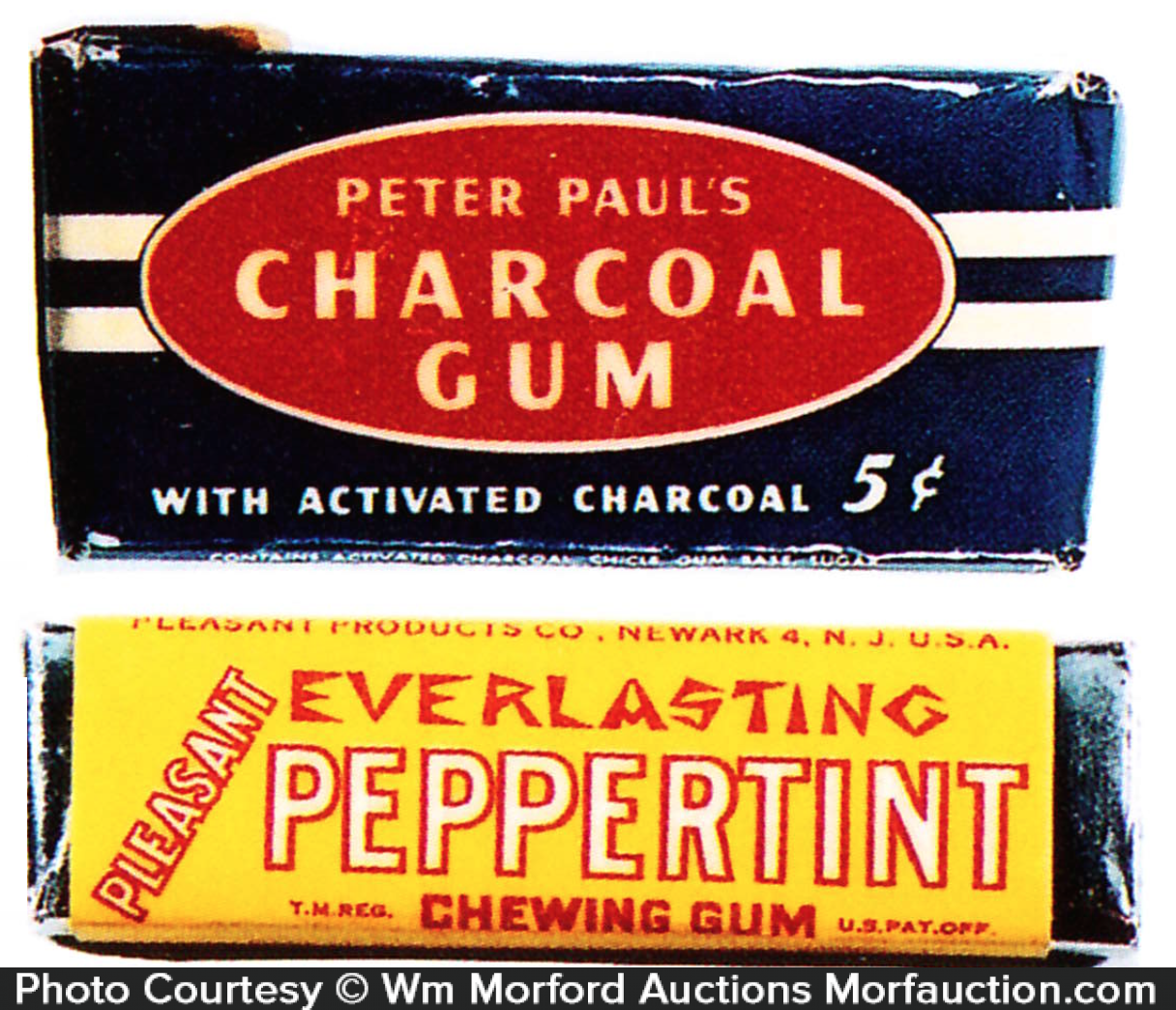 Vintage Gum Packs