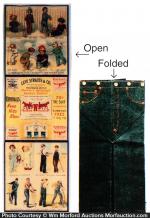 Levis Strauss Folding Ad