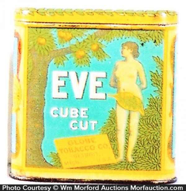 Eve Tobacco Tin
