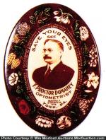 Donahey Optometrist Mirror