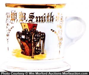 Grinding Machine Shaving Mug