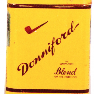 Donniford Tobacco Tin