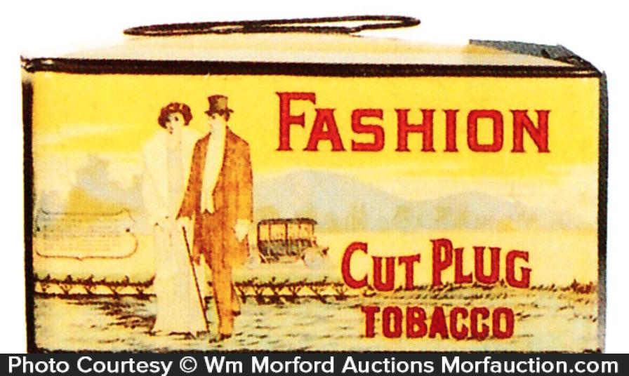 Fashion Tobacco Pail