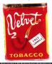Velvet Free Sample Tobacco Tin