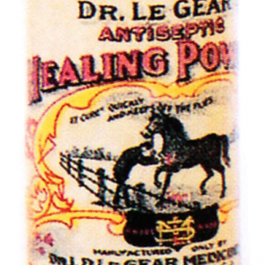 Dr. Le Gear's Healing Powder Tin
