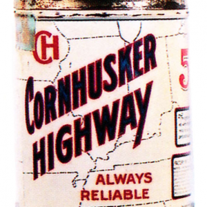 Cornhusker Highway Cigar Can