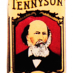 Tennyson Cigar Can