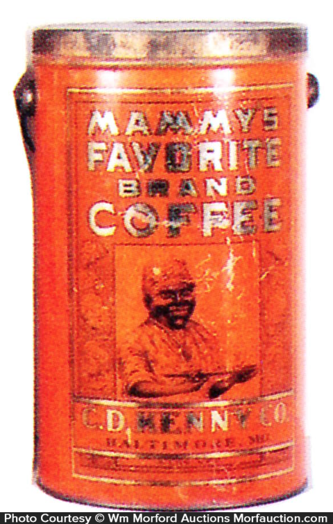 Mammy's Favorite Coffee Can