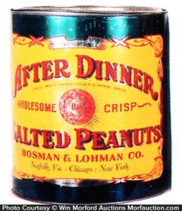 After Dinner Peanuts Tin