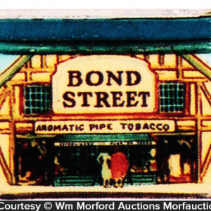 Bond Street Tobacco Tin Sample