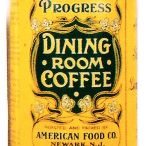 Dining Room Coffee Can