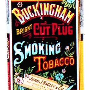 Buckingham Bright Tobacco Tin