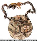 Texaco Petroleum Medallion