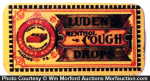Luden's Cough Drop Tin