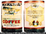 Airline Coffee Can