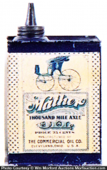 Mather Axle Oil Can