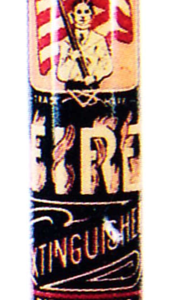 Excelsior Fire Extinguisher Fin