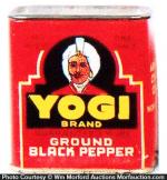 Yogi Spice Tin
