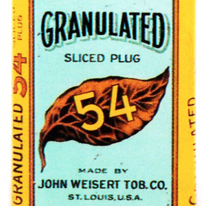 Granulated 54 Tobacco Tin